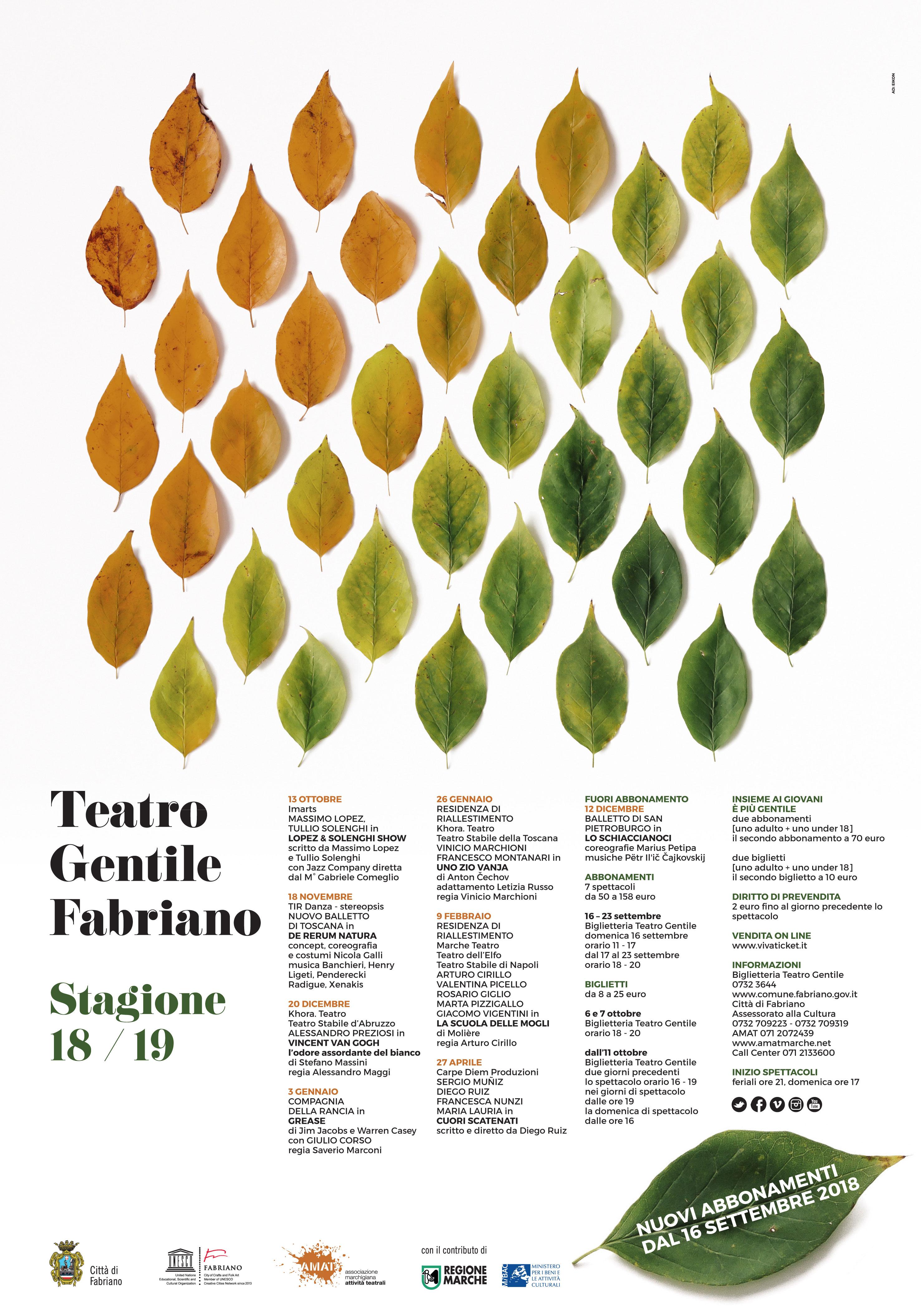 Fabriano 2018/19