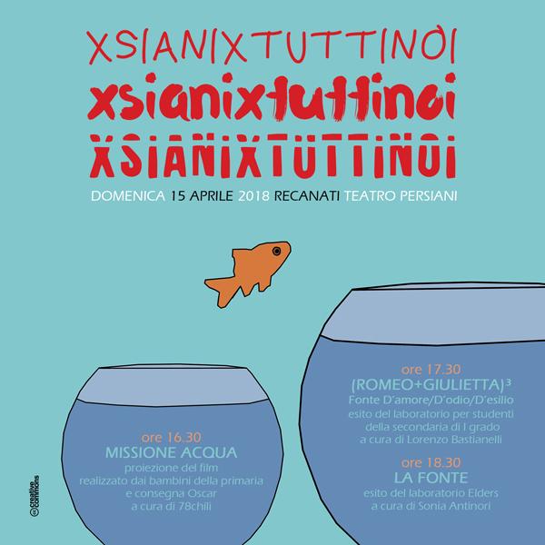 xsianixnoi - Progetti di formazione del Teatro Persiani