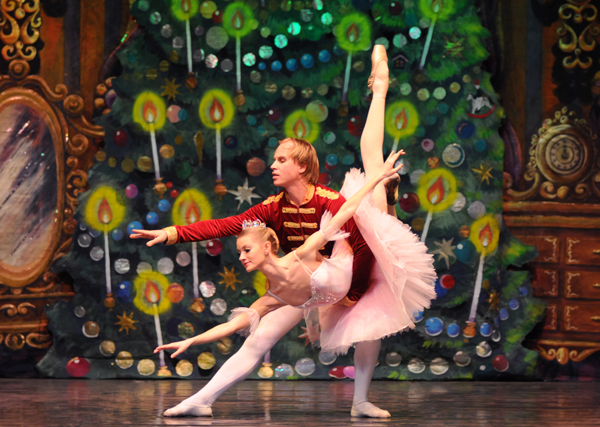LO SCHIACCIANOCI / Royal Ballet of Moscow