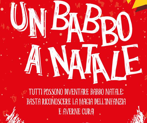 UN BABBO A NATALE regia di Simone Guerro