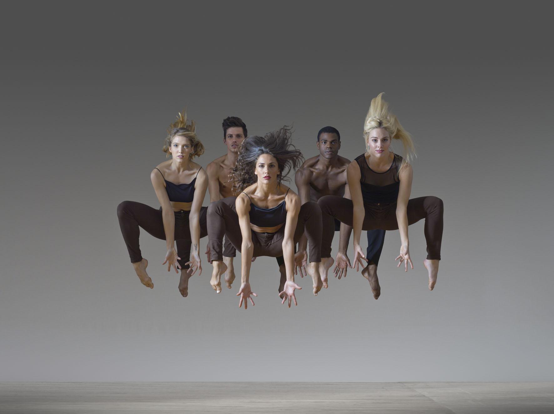 PARSONS DANCE coreografie di David Parsons