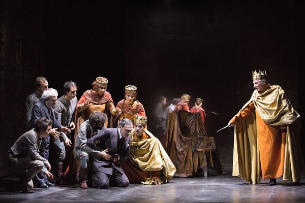 ENRICO IV con Carlo Cecchi