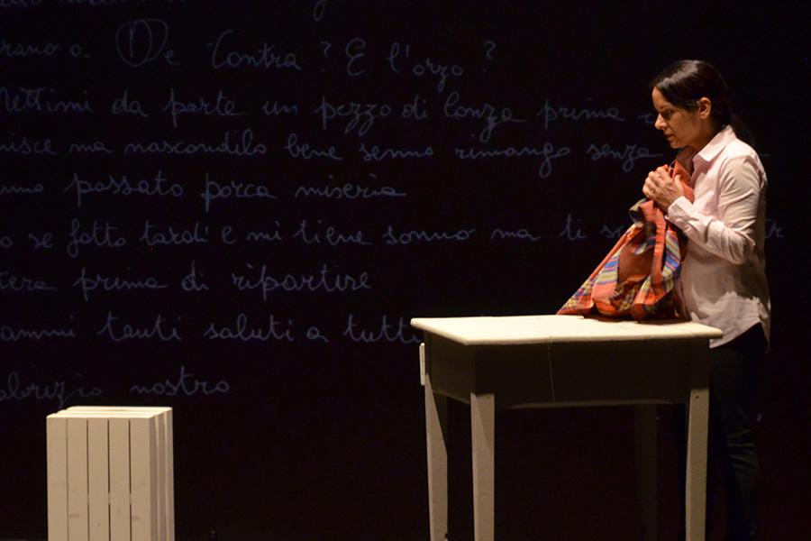 MIA MADRE È UN FIUME con Irene Cocchini