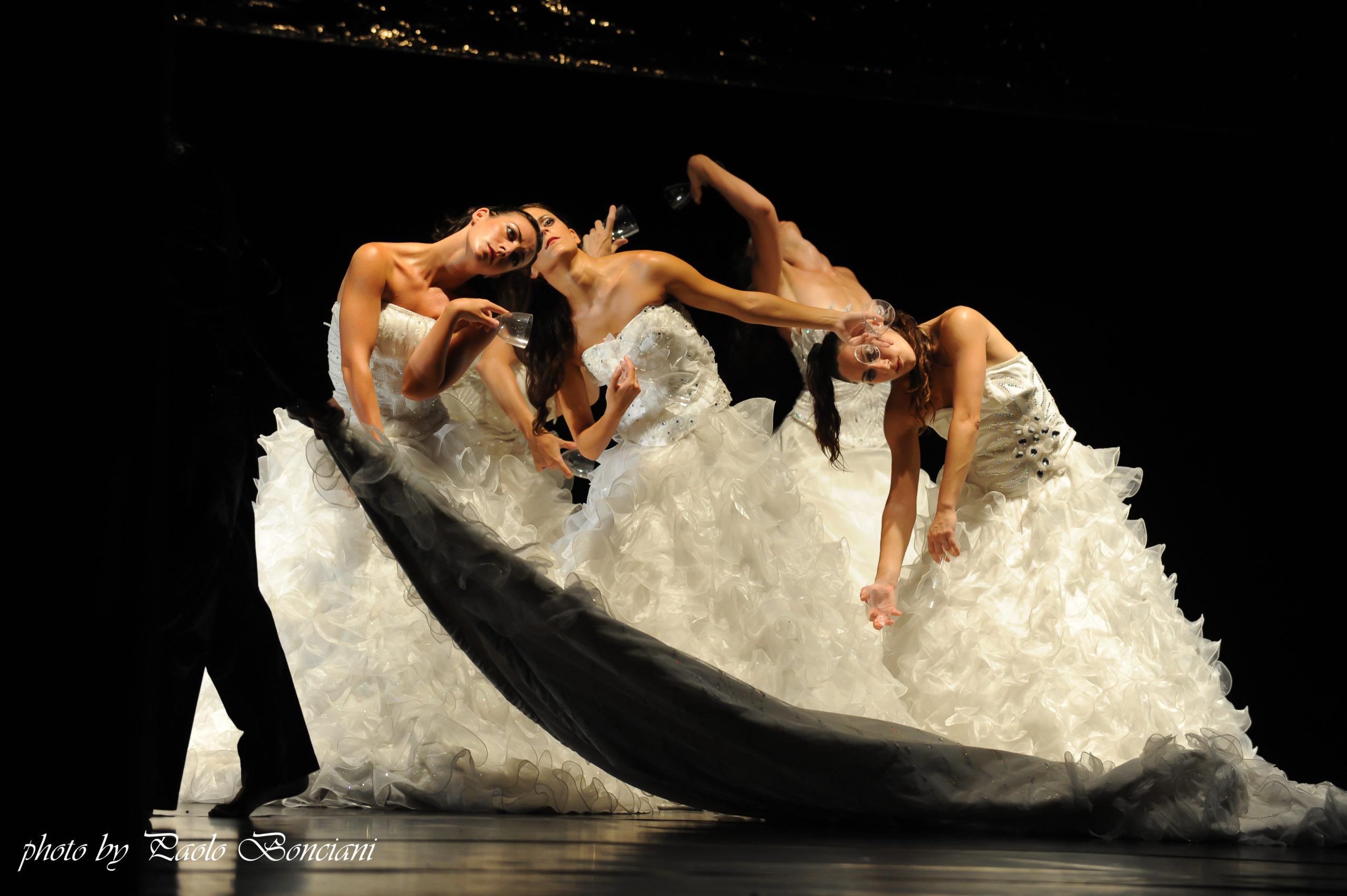 TRAVIATA, coreografie di Monica Casadei