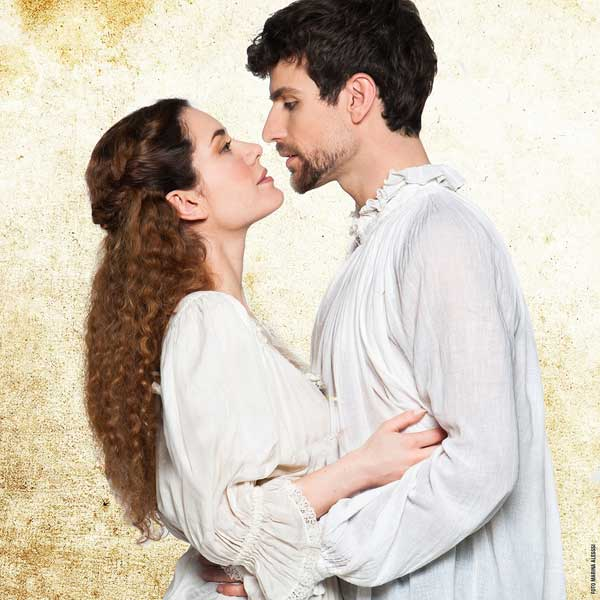 SHAKESPEARE IN LOVE con Lucia Lavia