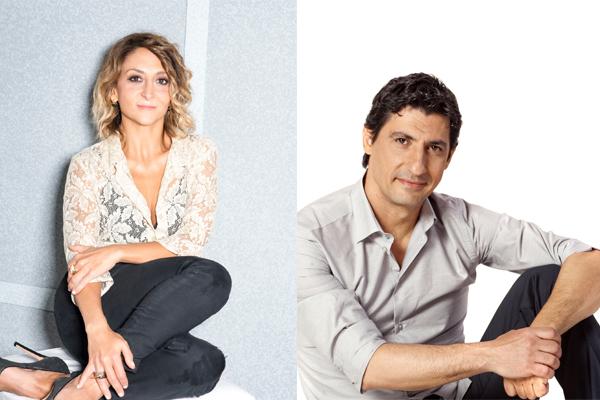 A TESTA IN GIU' con Emilio Solfrizzi e Paola Minaccioni