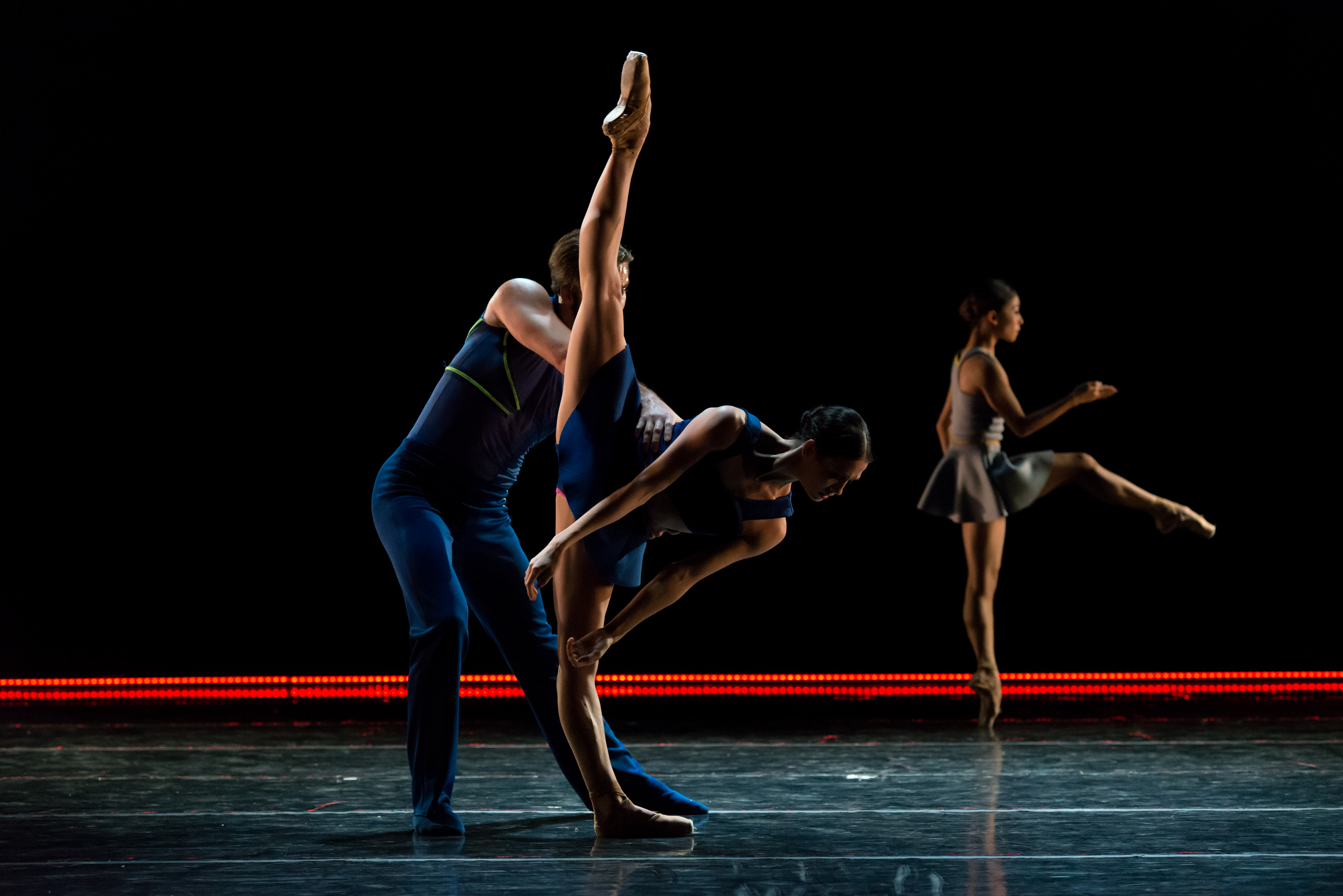 ECLECTIC STORIES  del Tulsa Ballet