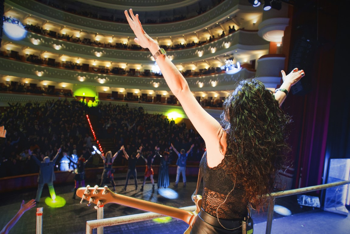 PARTE DA SENIGALLIA IL NUOVO TOUR DI WE WILL ROCK YOU: LA ROCK-OPERA CON I SUCCESSI DEI QUEEN