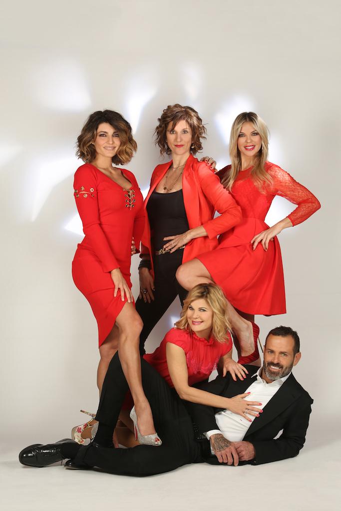 RICETTE D'AMORE con Patrizia Pellegrino, Federica Cifola, Ascanio Pacelli, Samanta Togni e Matilde Brandi