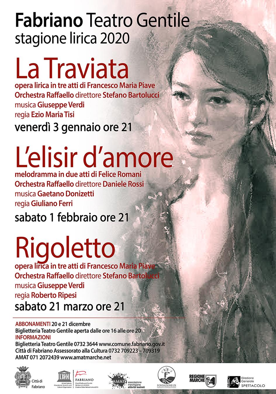 LA TRAVIATA  con Orchestra Raffaello