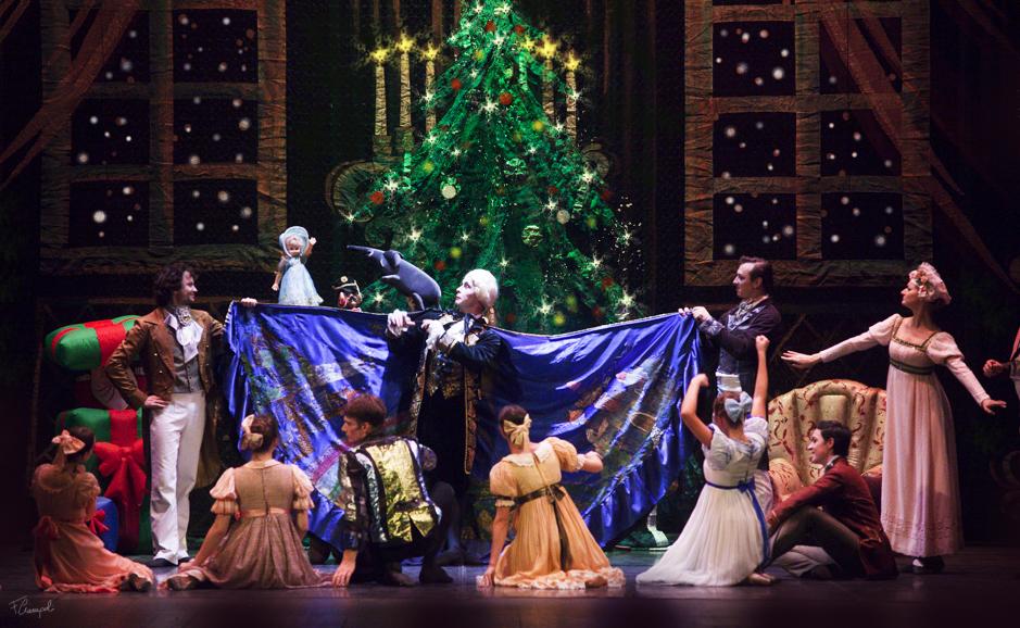 LO SCHIACCIANOCI del Balletto di San Pietroburgo