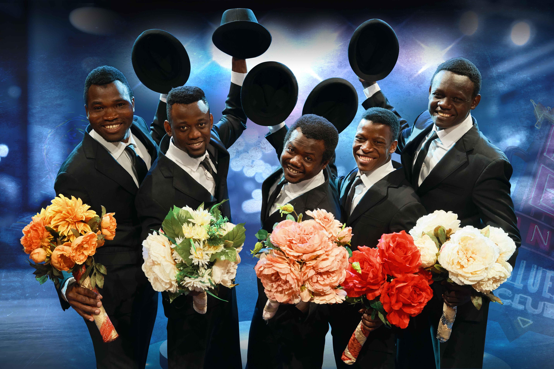 FABRIANO, TEATRO GENTILE DOMENICA 12 GENNAIO CON THE BLACK BLUES BROTHERS UN TRAVOLGENTE SPETTACOLO COMICO-MUSICALE  PER TUTTA LA FAMIGLIA