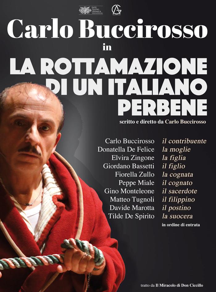 LA ROTTAMAZIONE DI UN ITALIANO PERBENE