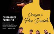 CONVERGENZE PARALLELE  - OMAGGIO A PINO DANIELE
