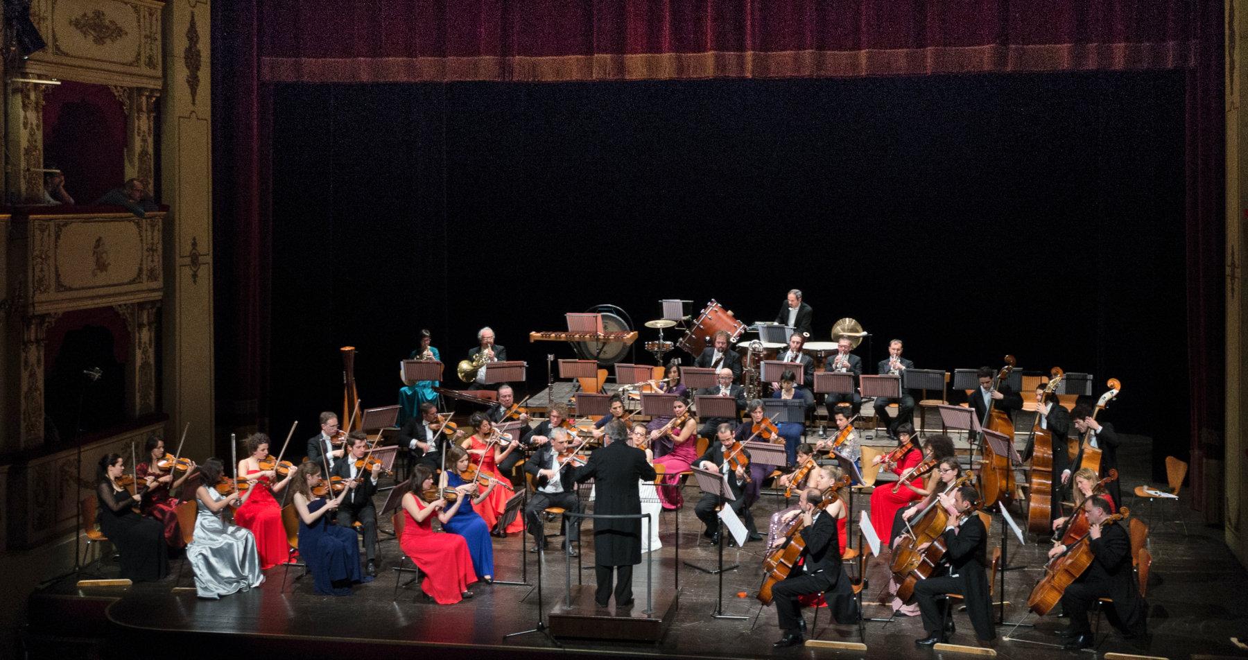 Concerto inaugurale della Filarmonica Gioachino Rossini