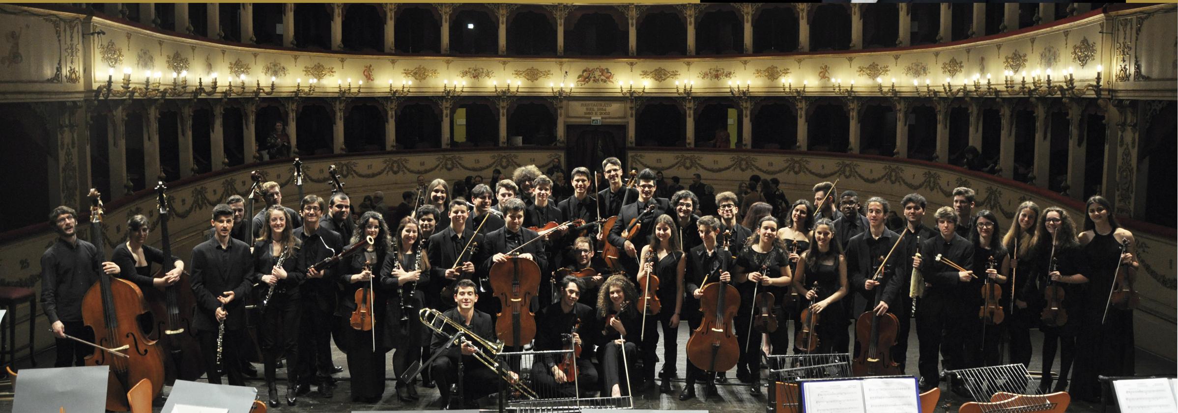 PESARO, DOMENICA 11 OTTOBRE GIOACHINO ORCHESTRA DIRETTA DA ALESSANDRO BONATO IN CONCERTO