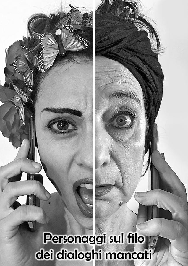 PERSONAGGI SUL FILO DEI DIALOGHI MANCATI di Giulia Bellucci e Marina Bragadin
