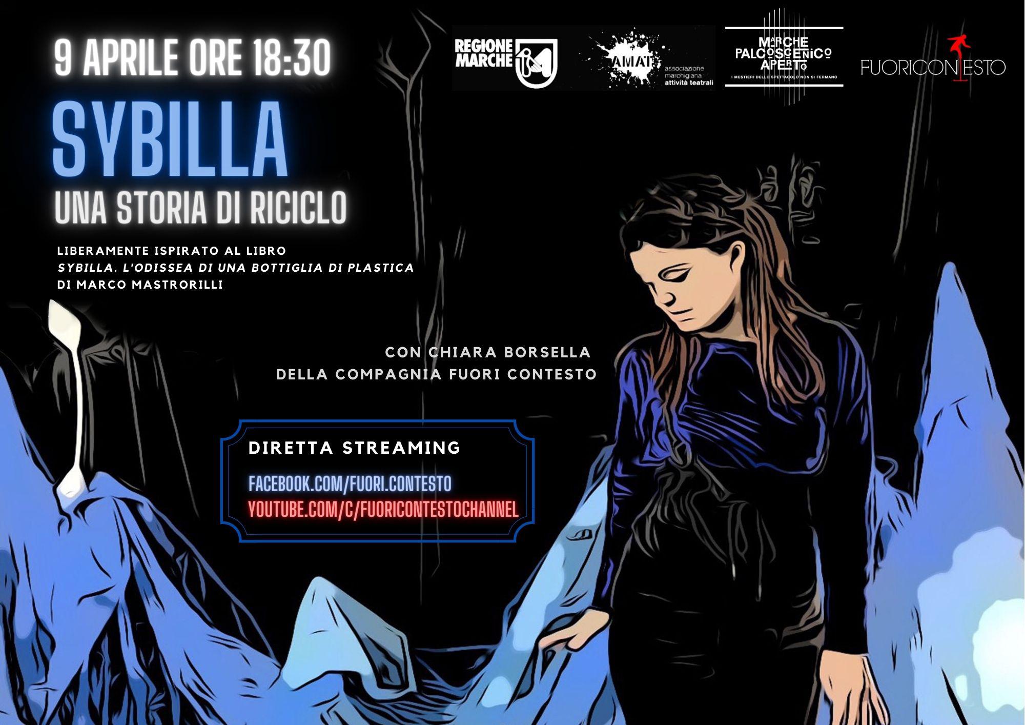 SYBILLA Una storia di riciclo di Chiara Borsella