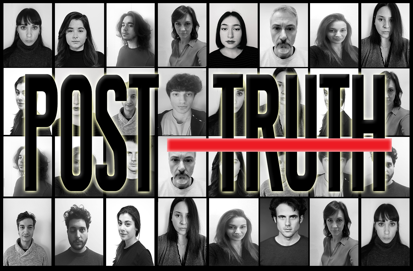 POST TRUTH di Profili Artistici/ Barbara Alesse/ Ernesta Argira