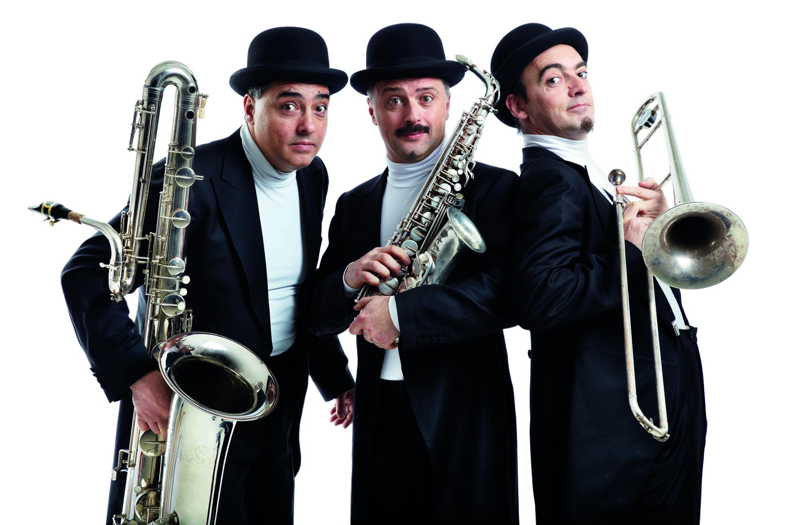 VICOLI SONORI di Mabò Band