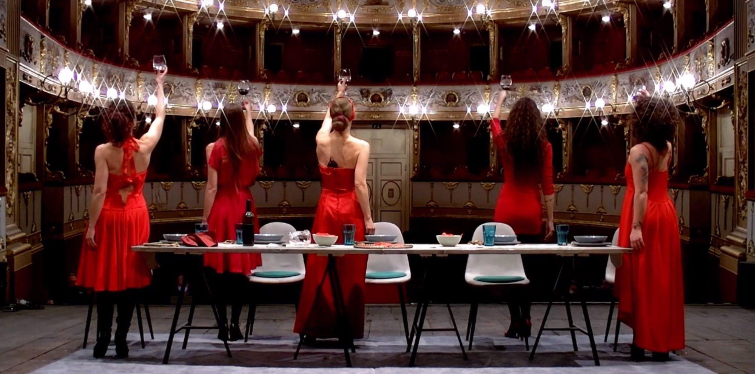 NON TUTTI SANNO CHE... di Elisa Barucchieri con ResExtensa Dance Company