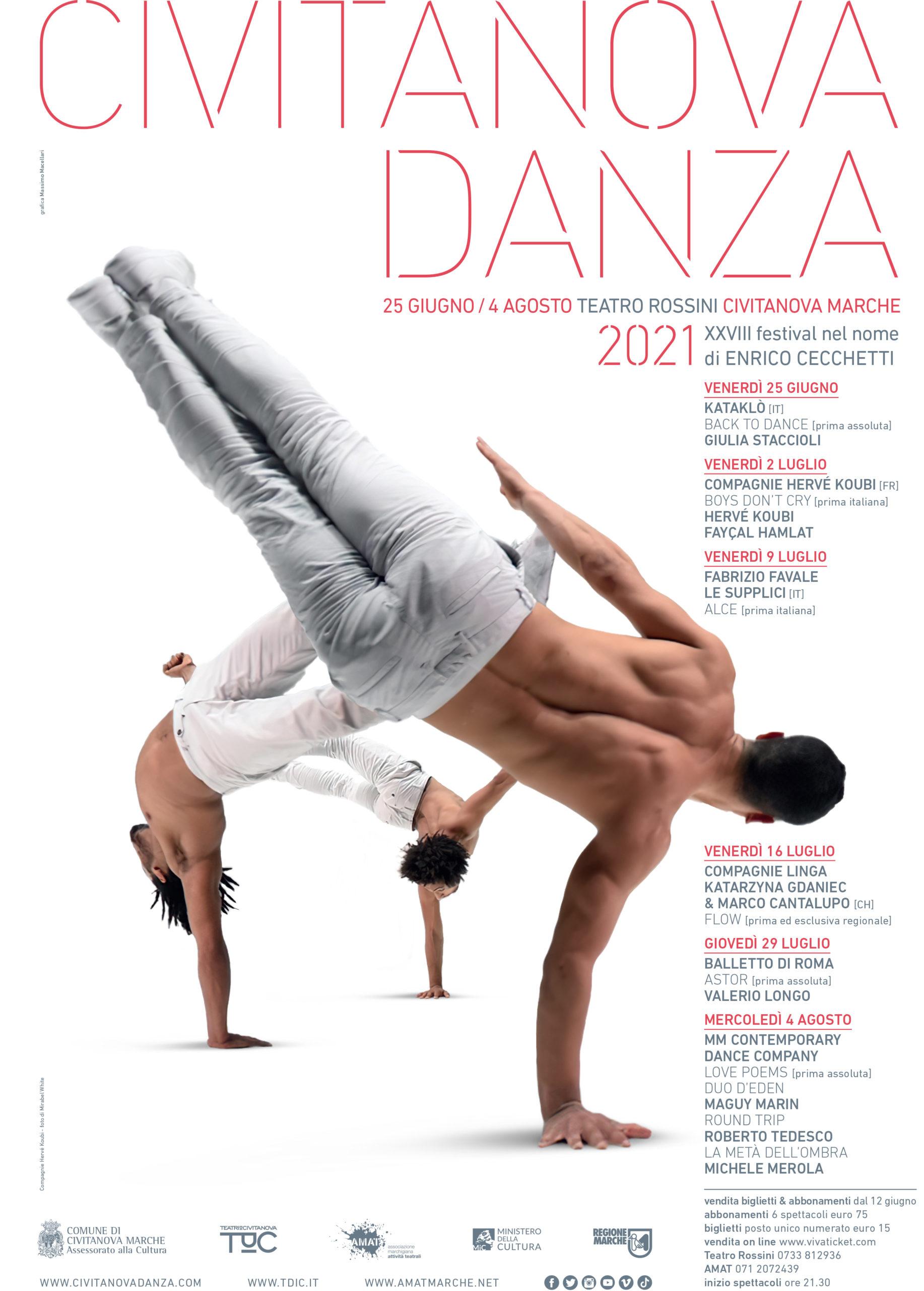 Civitanova Danza 2021