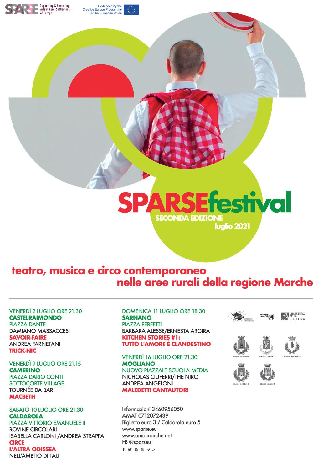 SPARSE FESTIVAL 2021