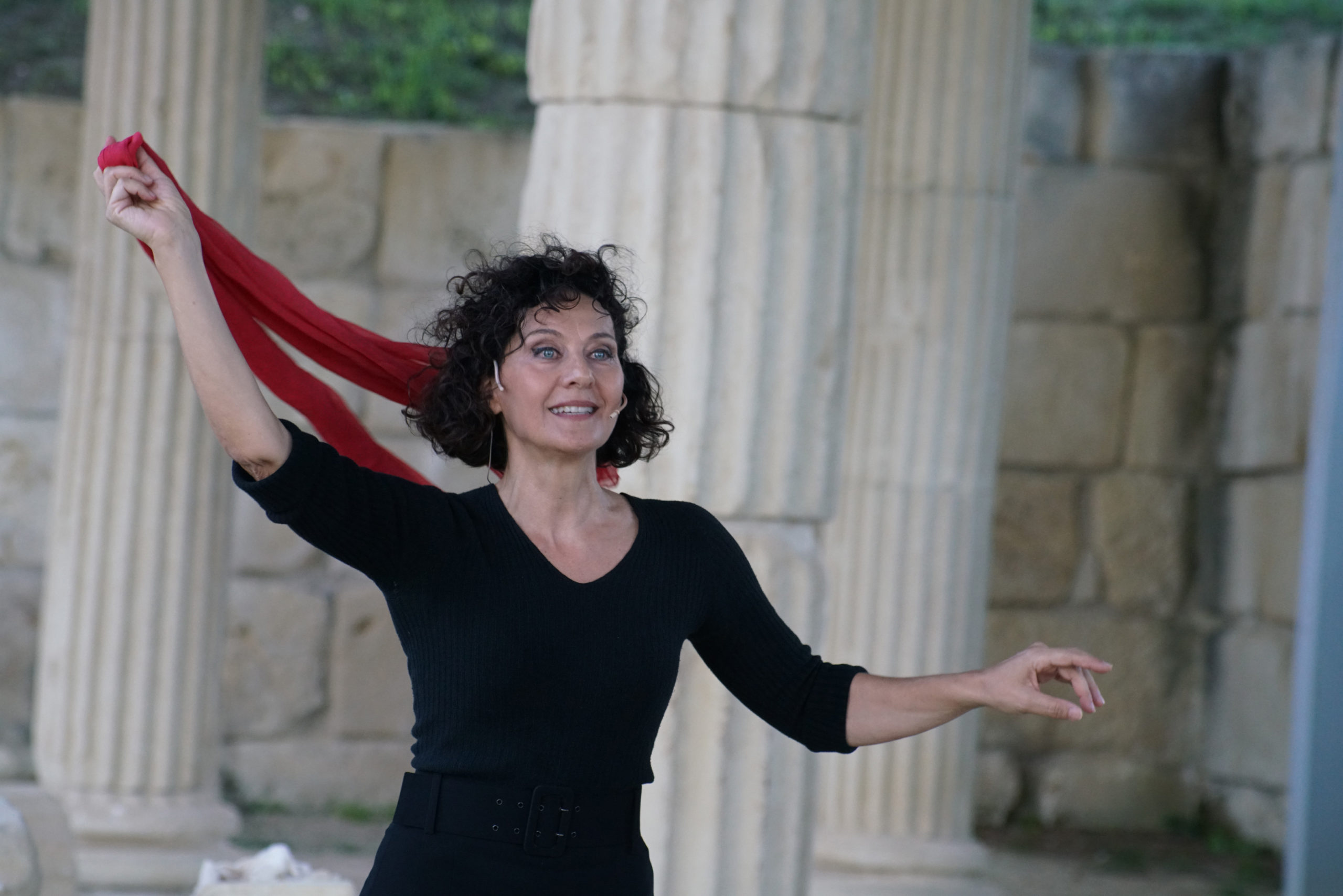 CIRCE, l'altra Odissea con Isabella Carloni