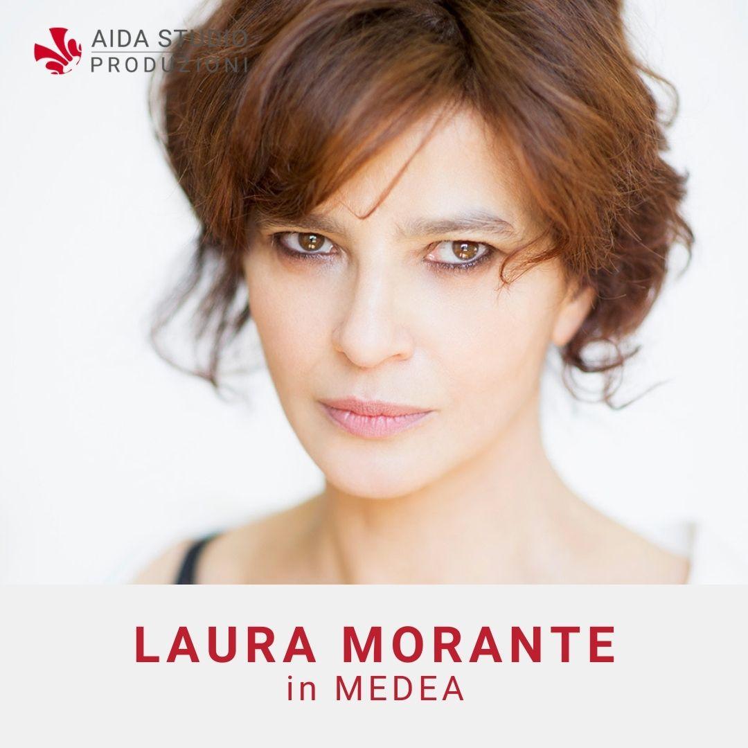 MEDEA con Laura Morante