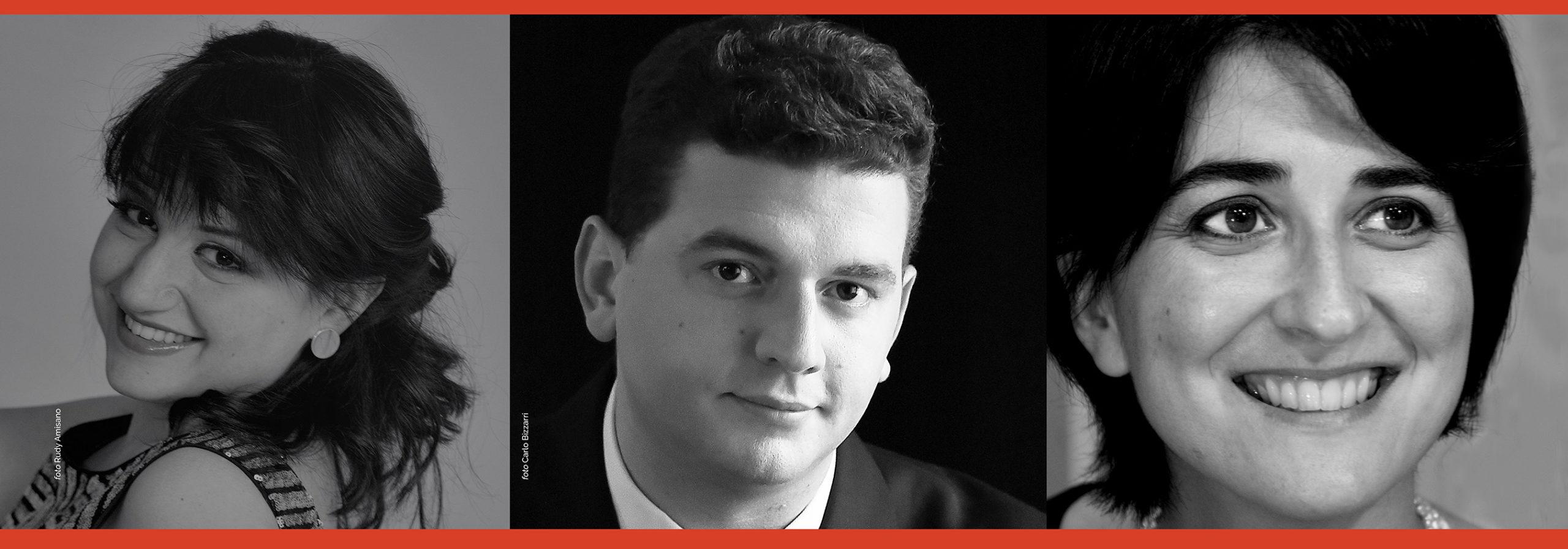 """""""MUN MUSIC NOTES IN PESARO"""", MERCOLEDÌ 28 LUGLIO CONCERTO DI  SARA ROSSINI SOPRANO E RICCARDO DELLA SCIUCCA TENORE ACCOMPAGNATI AL PIANOFORTE DA ELISA CERRI"""