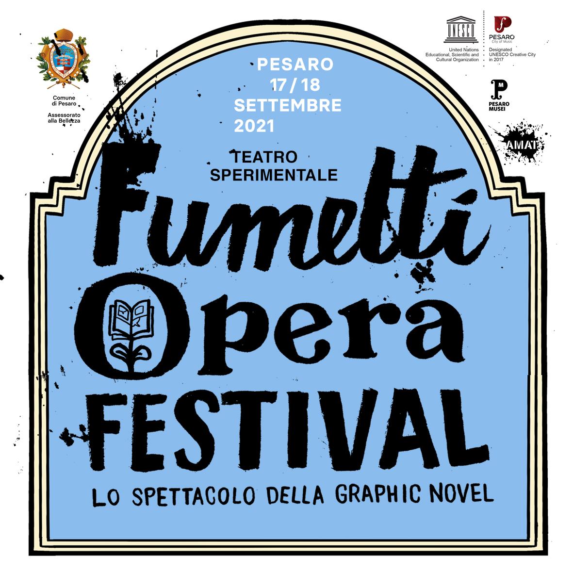 Pesaro Fumetti Opera Festival